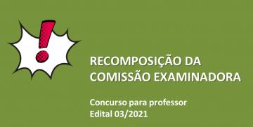Recomposição Comissão